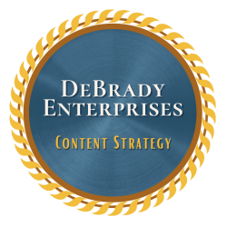DeBrady Enterprises Content Strategy