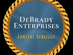 DeBrady Enterprises – Content Strategy